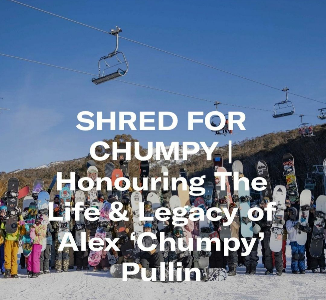 #shredforchumpy